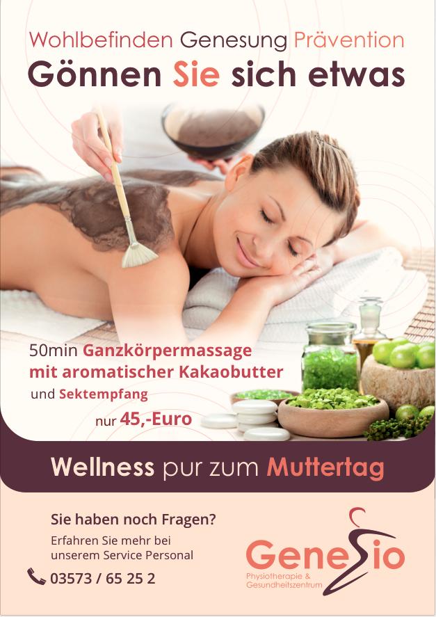 Genesio_Physiotherapie-Senftenberg-Muttertag_2016